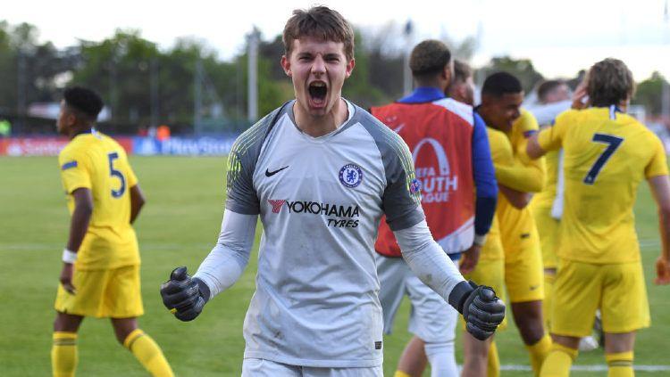Kroasia Datangkan Kiper Chelsea Untuk Lawan Timnas Indonesia U 19 Indosport