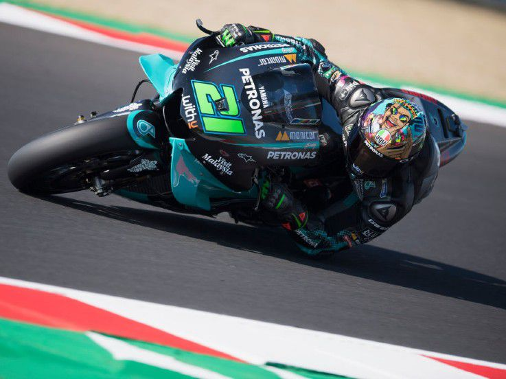 Hasil Kualifikasi MotoGP Catalunya: Morbidelli Pole Position, Yamaha Berjaya