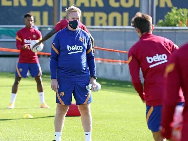 Banyak Intervensi, Ronald Koeman Sudah Tak Betah Lagi Di Barcelona?
