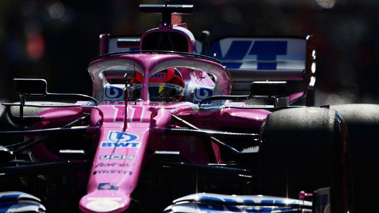 Tim Racing Point mengumumkan resmi merekrut mantan CEO Inter Milan, Jefferson Slack demi meraih kesuksesan di kejuaraan Formula 1 (F1). Copyright: © Mario Renzi - Formula 1/Formula 1 via Getty Images