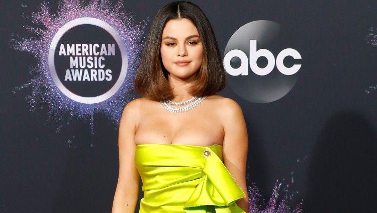 Penyanyi asal Amerika Serikat, Selena Gomez. Copyright: © Taylor Hill/FilmMagic