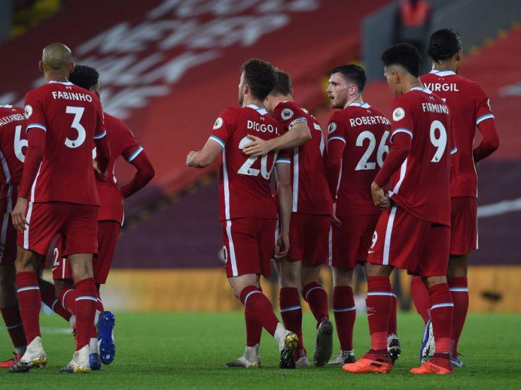 9 Pemain Liverpool yang Belum Pernah Kalah di Anfield di Liga Inggris