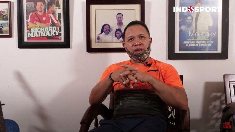 Pelatih bulutangkis Indonesia, Richard Mainaky sebut rahasia mengapa keluarganya bisa tingkatkan kualitas dunia bulutangkis Tanah Air. Copyright: © Roihan Susilo Utomo/INDOSPORT
