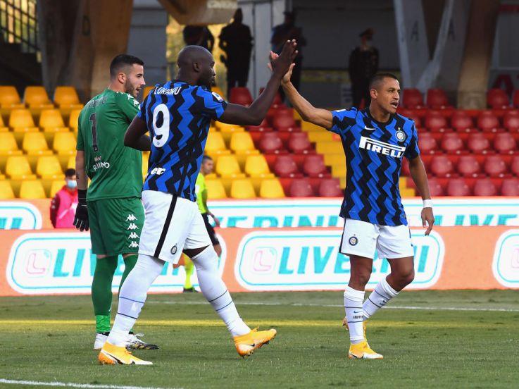 Sanchez Menggila, Ini Rekor dan Fakta Inter Milan Usai Tumbangkan Parma di Liga Italia