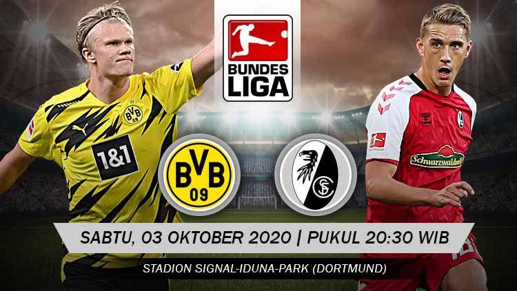 Dortmund Freiburg 2021