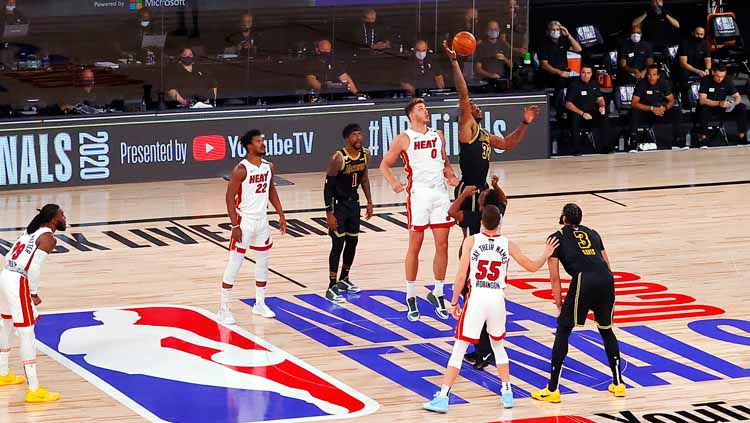 Link Live Streaming Game 5 Final NBA LA Lakers vs Miami ...