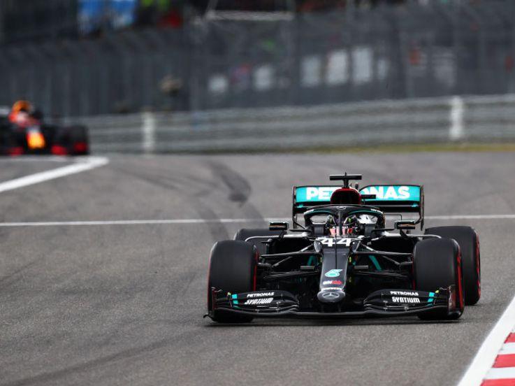 Hasil Balapan F1 GP Spanyol 2021: Lap 60 Dramatis! Verstappen Dipecundangi Hamilton