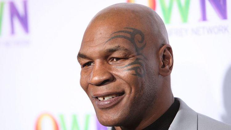 Kekayaan Mike Tyson ternyata tinggal puluhan miliar saja meski di sepanjang karirnya, ia pernah mengumpulkan kekayaan sampai Rp9 triliun lebih. Copyright: © Michael Tran/FilmMagic via Getty Images