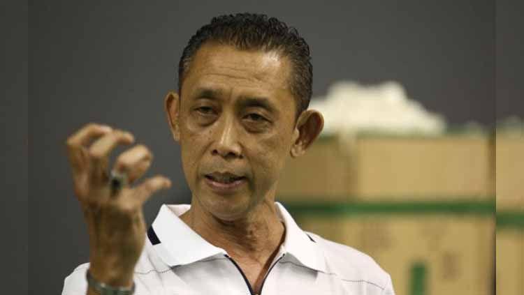 Legenda Malaysia, Mohd Hafiz Hashim kesal dengan sikap pemaiin junior Malaysia yang memperlihatkan sikap yang berbeda ketika dilatih dirinya dan Misbun Sidek. Copyright: © Chinapress.com