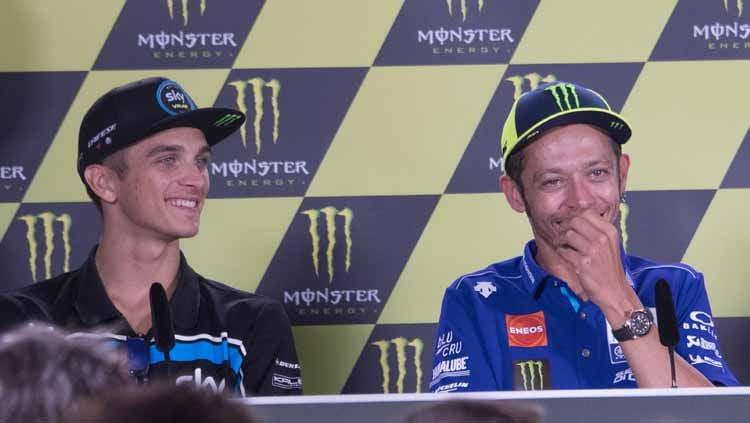 Sebelum resmi diumumkan bergabung dengan Esponsorama, Marini sudah digadang-gadang bisa menjadi pesaing untuk Marc Marquez di MotoGP. Copyright: © Mirco Lazzari gp/Getty Images