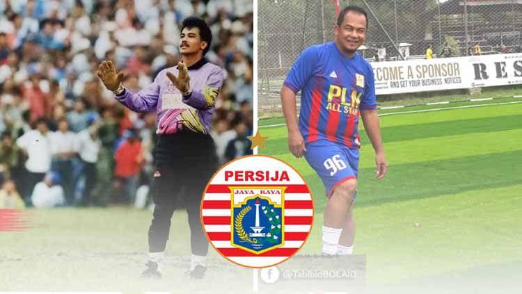 Mengenal Zahlul Fadil, Kiper Inti Pertama Persija di Liga Indonesia. Copyright: © Grafis:Frmn/Indosport.com