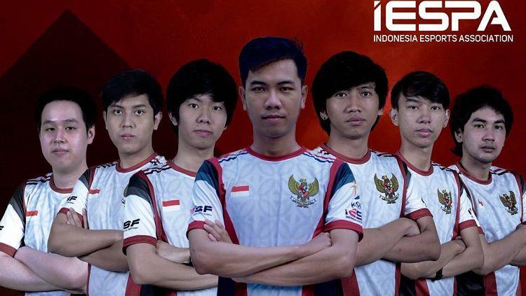 Indonesia mengirimkan perwakilannya di ajang IESF eSports World Championship 2020 yang digelar mulai 28 Oktober hingga 9 November mendatang. Copyright: © Instagram