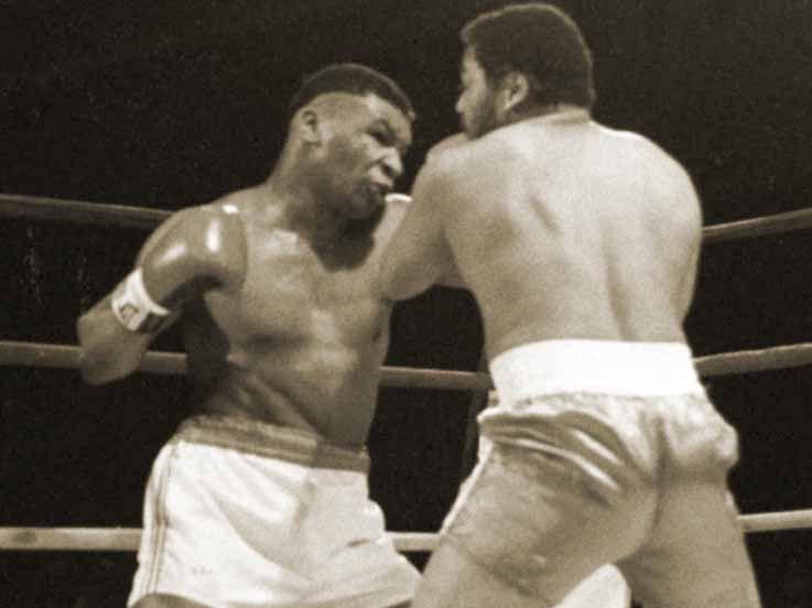 Hector Mercedes, Orang Pertama yang Rasakan Bogem Mentah Mike Tyson
