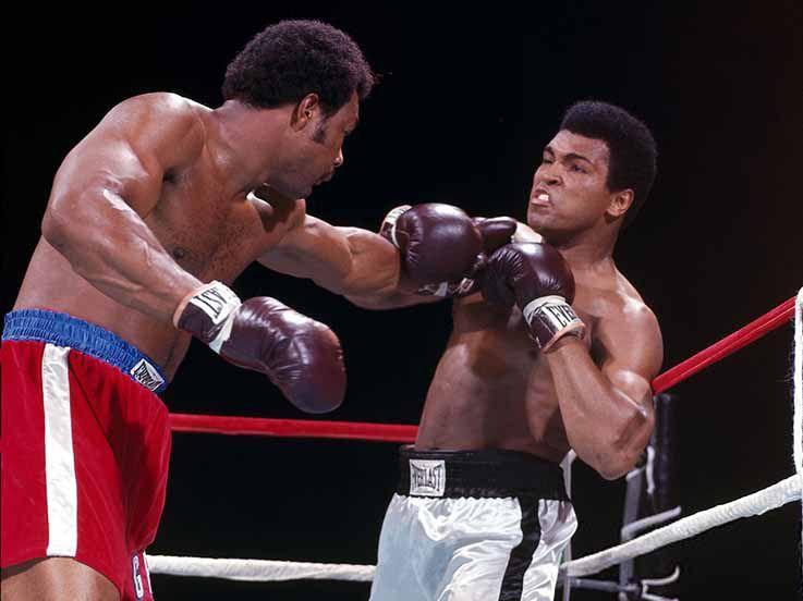 Rope-a-dope: Strategi Jenius yang Buat Muhammad Ali Juara Kelas Berat