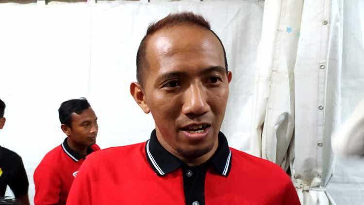 Mantan pemain Persib Bandung, Siswanto. Copyright: © Arif Rahman/INDOSPORT