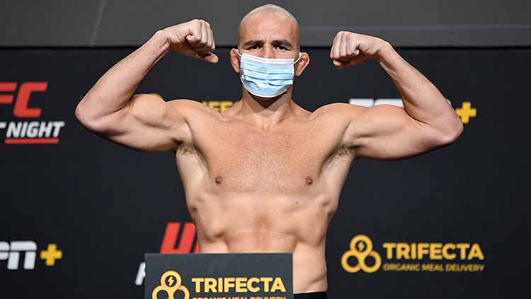 Glover Teixeira, petarung MMA asal Brasil Copyright: © Getty Images/Jeff Bottari