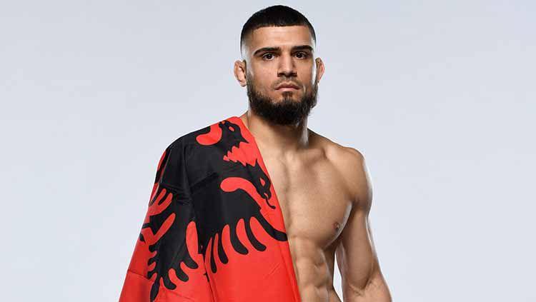 Ramiz Brahimaj, Petarung UFC Copyright: © Mike Roach/Zuffa LLC via Getty Images
