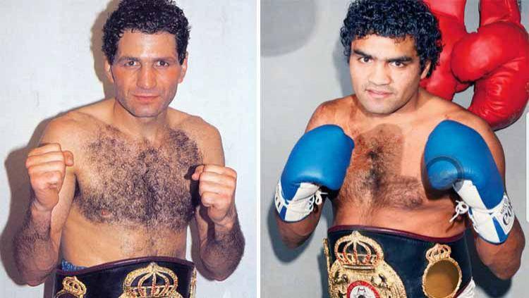 Meski tersembunyi di bawah stasiun kereta, El Ferroviano sukses melahirkan sejumlah juara dunia tinju untuk Argentina, termasuk Juan Coggi dan Jorge Castro. Copyright: © fightsrec/mrgmedios