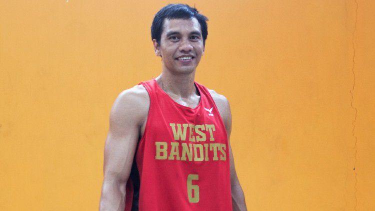 Fadlan Minallah, pemain West Bandits Solo. Copyright: © IBL