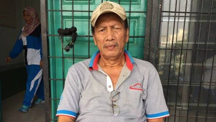 Legenda PSMS Medan, Parlin Siagian meninggal dunia. Copyright: © Facebook/Indra Rangkuti