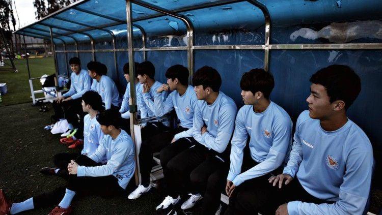 Salah satu klub yang akan dihadapi Timnas U-19 ialah Daegu FC yang punya prestasi mentereng. Copyright: © Image by Daegu FC