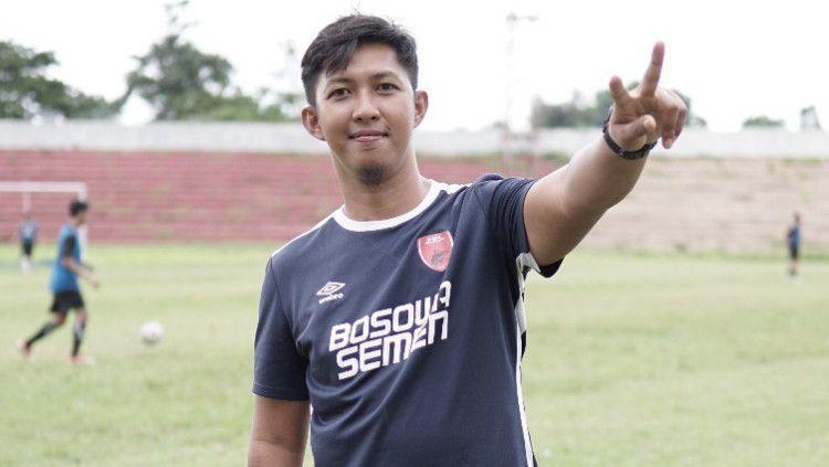 Pelatih Akademi PSM Makassar, Eric Saputra Copyright: © Dok. Pribadi