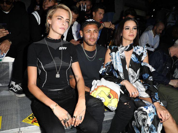Cantik Semua, Ini 7 Wanita yang Pernah Singgah di Hati Neymar