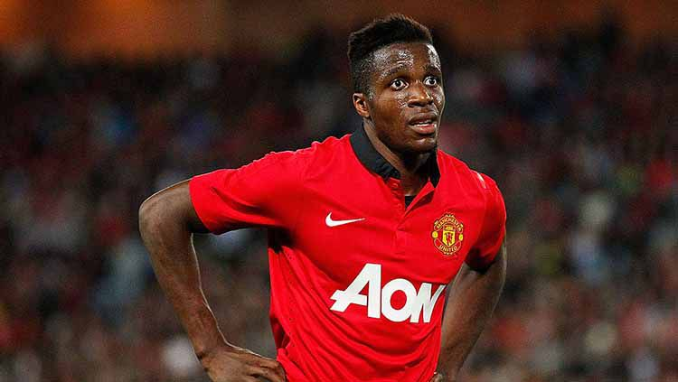 Wilfried Zaha Copyright: © Brendon Thorne/Getty Images