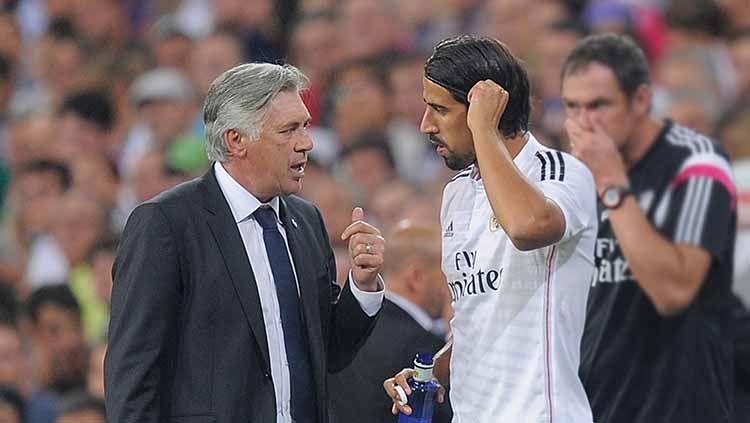 Puji Jose Mourinho, Gelandang Juventus Bakal Reuni di Tottenham? Copyright: © Denis Doyle/Getty Images