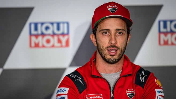 Pembalap Ducati Team, Andrea Dovizioso. Copyright: © Steve Wobser/Getty Images