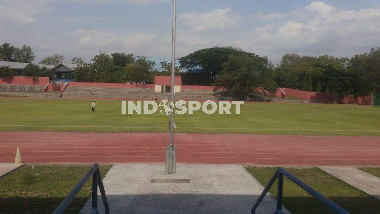 Stadion Universitas Sebelas Maret (UNS) bakal jadi lokasi latihan Bhayangkara FC. Copyright: © Ronald Seger Prabowo/INDOSPORT