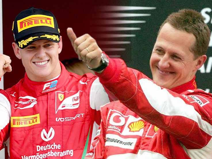Ada Mick Schumacher, Pembalap F1 2021 yang Berayahkan Jebolan Formula 1