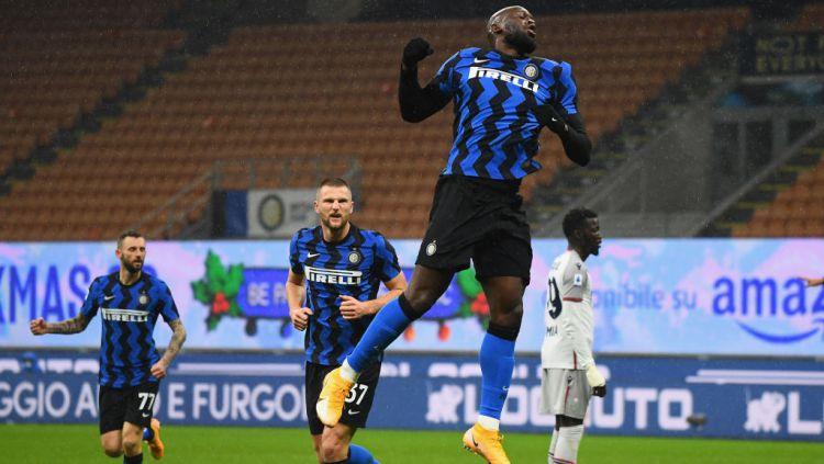 Lupakan Rasa Sakit di Masa Lalu, Romelu Lukaku Mantap Pulang ke Chelsea Copyright: © Claudio Villa - Inter/Inter via Getty Images