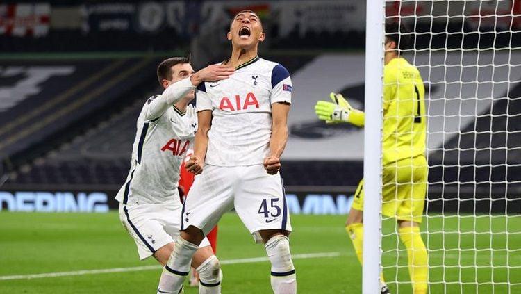Hasil Pertandingan Liga Europa Tottenham vs Royal Antwerp: Curi Puncak -  INDOSPORT