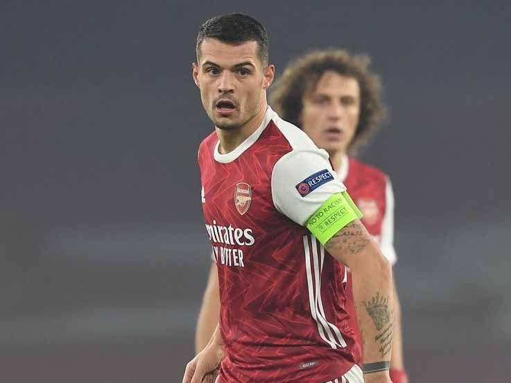 Granit Xhaka, Tukang Blunder Arsenal Kesayangan Mikel Arteta