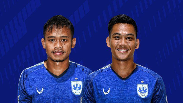 Dua pemain PSIS yang menerima panggilan Timnas Indonesia yakni Fredyan Wahyu dan Tegar Infantri. Copyright: © Media PSIS