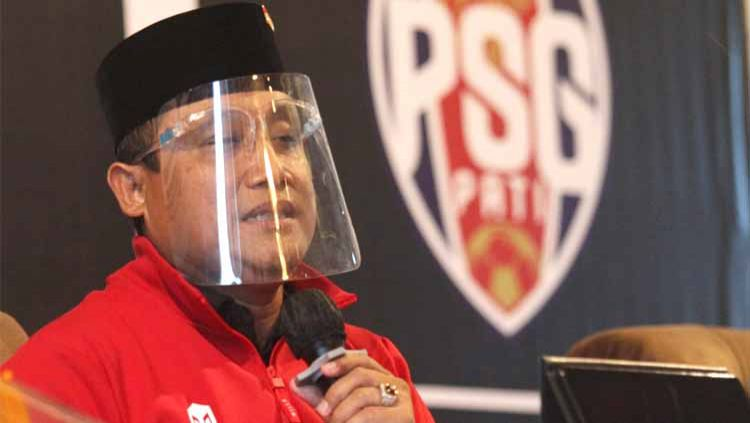 Pemilik Psg Pilih Mundur Daripemilik Psg Pilih Mundur Dari Persipa Pati Indosport