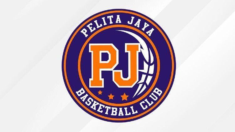 Logo tim IBL 2021, Pelita Jaya Bakrie Jakarta. Copyright: © Instagram/IBL