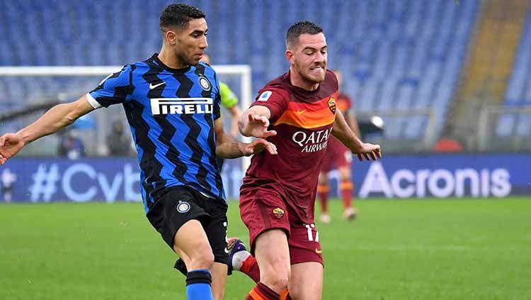 Ditahan AS Roma, Media Italia Sindir Inter Milan Dirugikan Wasit Copyright: © MB Media/Getty Images