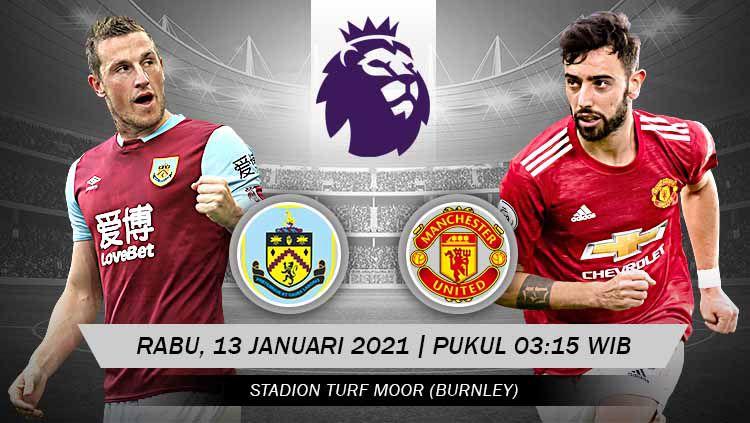 Burnley vs Man Utd – Thống kê, dự đoán tỷ số, đội hình