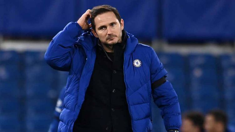 Frank Lampard. Copyright: © Andy Rain - Pool/Getty Images