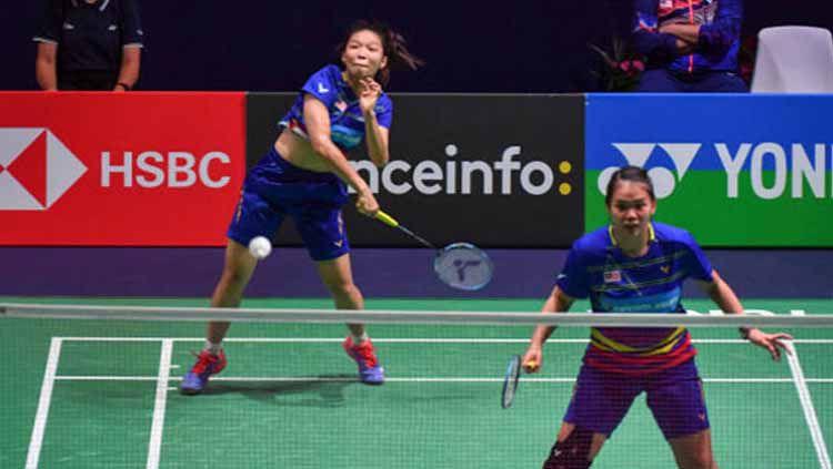 Chow Mei Kuan/Lee Meng Yeang. Copyright: © AFP