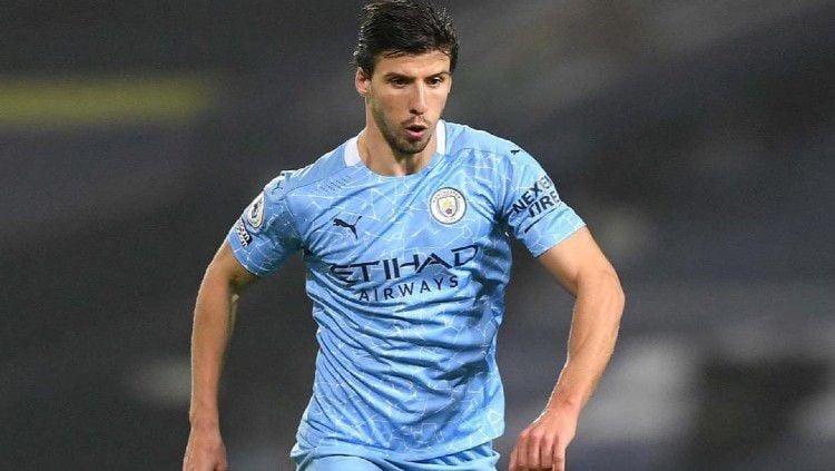 Bek tengah Manchester City, Ruben Dias. Copyright: © instagram.com/rubendias