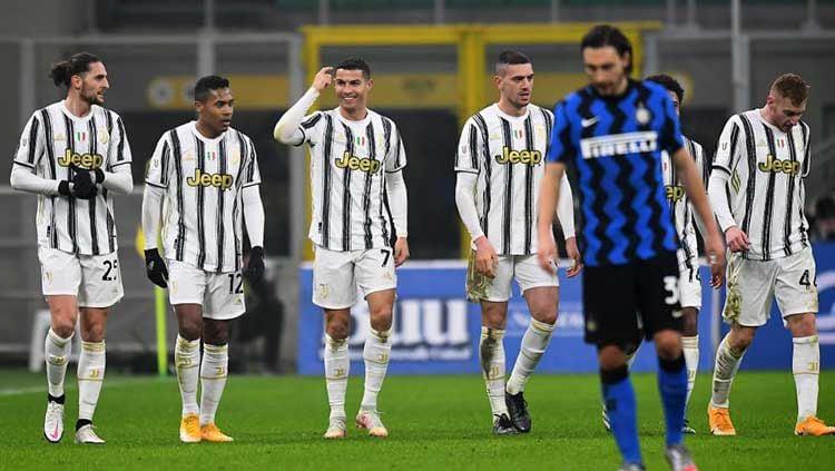 Inter Milan dan Juventus dikabarkan saling sikut demi memperebutkan tanda tangan bintang muda Sampdoria. Copyright: © Alessandro Sabattini/Getty Images