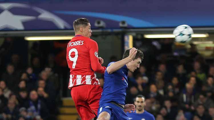 UEFA akhirnya berikan keputusan akhir terkait duel babak 16 besar Liga Champions antara Atletico Madrid vs Chelsea. Copyright: © Yunus Dalgic/Anadolu Agency/Getty Images