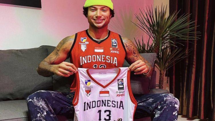 Brandon Jawato, pemain Timnas Indonesia. Copyright: © Humas PBSI