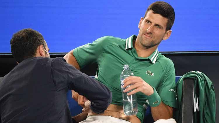 Monte-Carlo Masters: Petenis Kuda Hitam Bikin Djokovic 'Babak Belur' Copyright: © Quinn Rooney/Getty Images