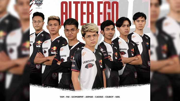 Berikut hasil MPL Season 7 antara Alter Ego vs RRQ. Copyright: © Instagram/@mpl.id.official