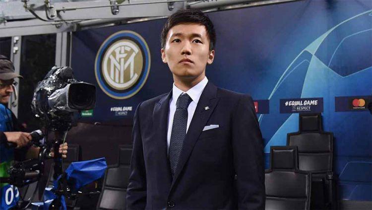 Steven Zhang, Presiden Inter Milan. Copyright: © Instagram@stevenzhang91