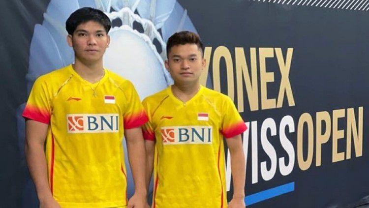 Leo Rolly Carnando/Daniel Marthin akan memperkuat Tim Indonesia di Piala Thomas 2021. Copyright: © Humas PBSI